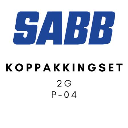 SABB Koppakkingset 2G P-4